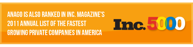 Anago Vancouver Banner magazine fastest companie