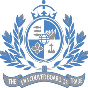 Logo The Vancouver board of Trade - Anago Vancovuer