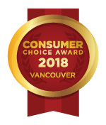 Anago vancouver 2018 Consumer Choice Awards