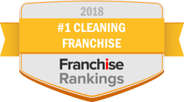 Banner Anago Cleaning Franchise Ranking number 1